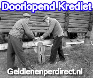 Doorlopend Krediet Nationale Nederlanden
