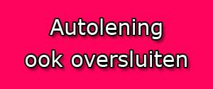 autolening ook oversluiten