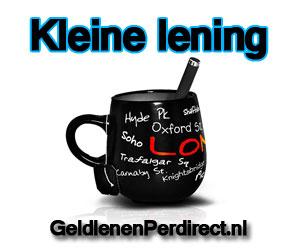 Kleine lening van 700 euro zonder bkr