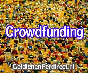 Crowdfunding het nieuwe geld lenen