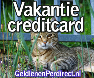 De beste prepaid creditcard voor de vakantie
