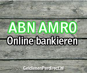 Online bankieren bij ABN AMRO