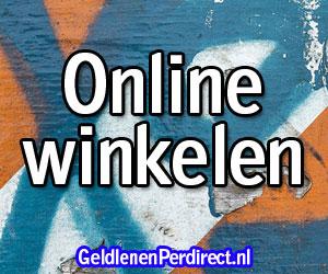 Online winkelen met prepaid creditcard