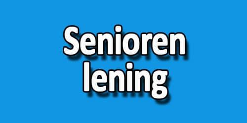 Seniorenlening