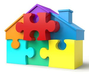 Lage hypotheekrente risico