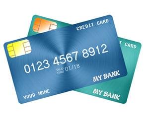 schuld op creditcard